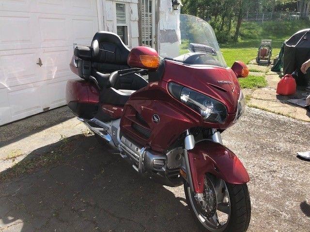 3K In Miles >> Motorcycles 2013 Honda Goldwing Gl1800g 3k Miles