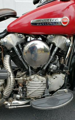 1947 Harley-Davidson F Knucklehead
