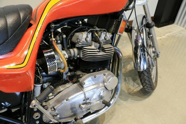 1973 Triumph X75 Hurricane Original Condition