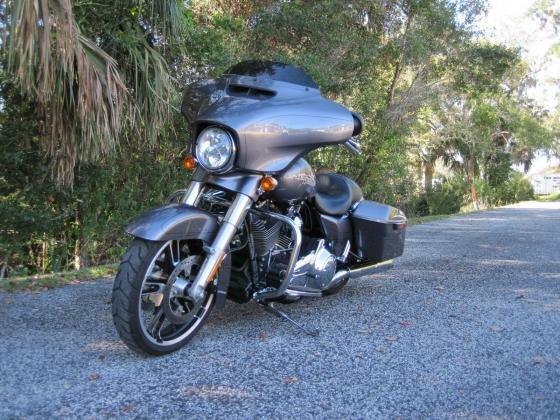 2015 Harley-Davidson Touring Street Glide Special!