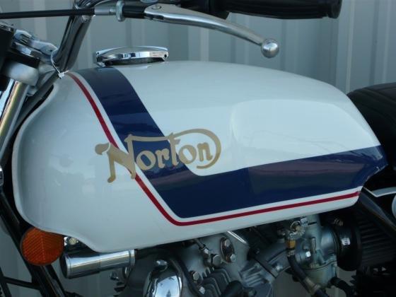 1975 Norton Commando Roadster