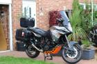 2014 KTM 1190 Adventure Only 3500 miles ABS