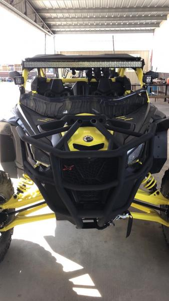 Motorcycles - 2018 Can Am Maverick X3 Turbo R