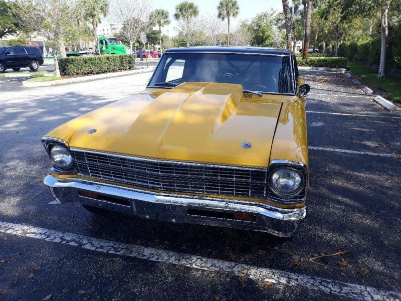 1967 Chevrolet Nova II SS Pro Street 406 Stroker | 1967 ...