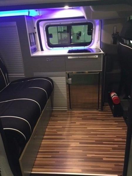 Motorhomes 2018 Recon Campers Envy Nissan Nv200 Camper Van