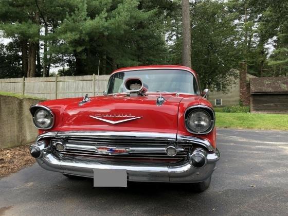 1957 Chevrolet Bel Air/150/210 383 Stroker-550HP