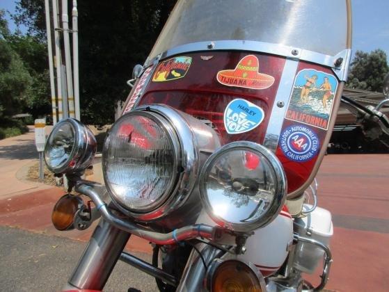 1966 Harley-Davidson FLH Shovelhead Electra Glide