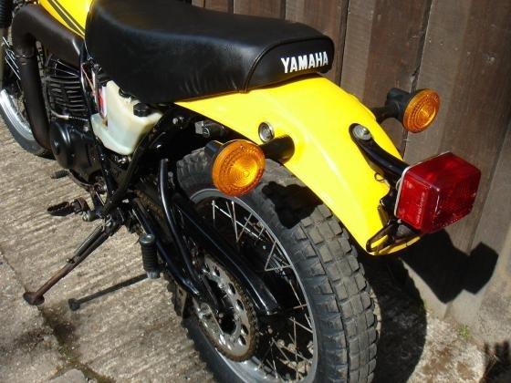 1979 Yamaha DT 250 Classic Enduro