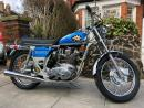 1971 BSA Rocket 3 A75R Restored