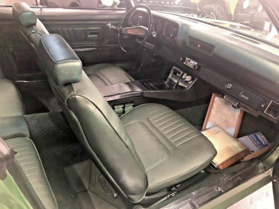 1970 Chevrolet Camaro Rally Sport 383 Stroker