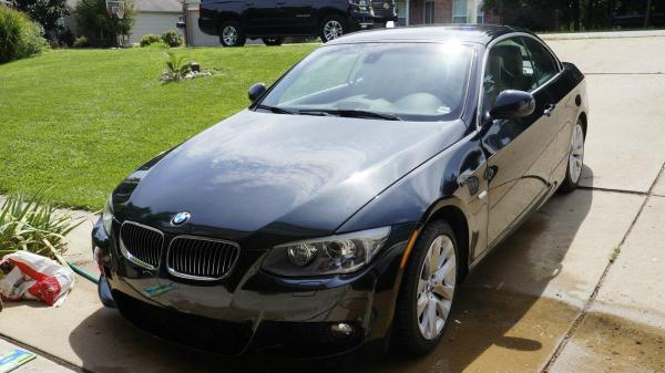 2013 BMW 328I Convertible Automatic and Manual