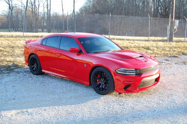 2015 Dodge Charger SRT Hellcat Like New
