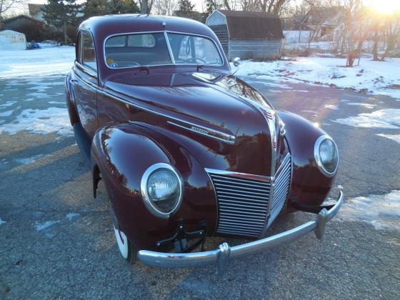 1939 Mercury Coupe V8