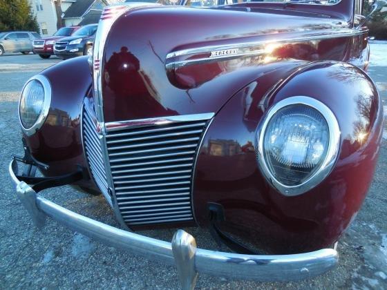 1939 Mercury Coupe V8