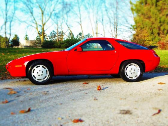 1988 Porsche 928 S4 Completely Stock