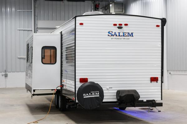 2019 Forest River Salem 27DBK Camper Trailer New!!!