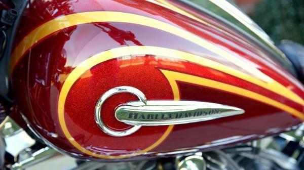 2014 Harley-Davidson Softail Deluxe CVO Like New