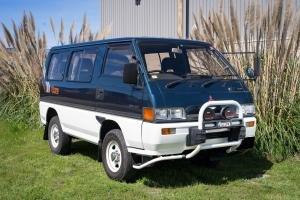 1990 Mitsubishi Delica 4x4 L300 Turbo Diesel