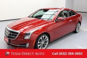2015 Cadillac ATS Performance RWD