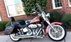 2014 Harley-Davidson Softail Deluxe CVO Like New