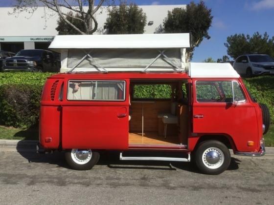 1971 Volkswagen Bus/Vanagon Riviera Manual