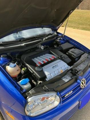 2004 Volkswagen Golf R32 Original Immaculate