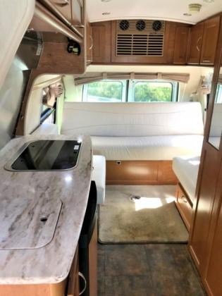 2013 Pleasure-Way Excel TS RV Class B Van Ford E350