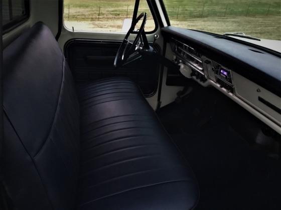 1969 Ford F100 302 Ranger Truck