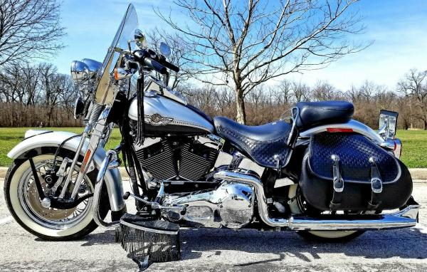 2003 HD 100th Anniversary Heritage Springer Very low miles