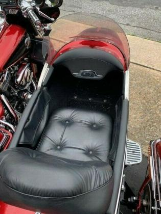 1999 Harley ULTRA Sidecar and Trailer Immaculate Condition