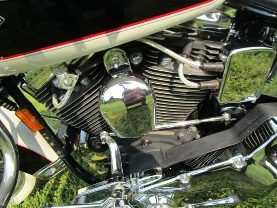 1993 Harley Davidson Softail Heritage Serviced