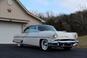 1954 Lincoln Capri Sedan Restored