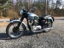1954 Triumph Tiger 650cc Standard Bike