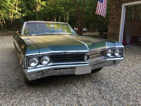 1965 Buick Super Wildcat Convertible 425ci V8