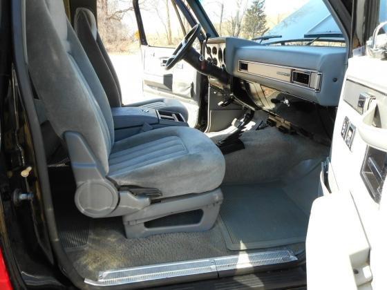 Cars 1989 Chevrolet Blazer Silverado Automatic 350