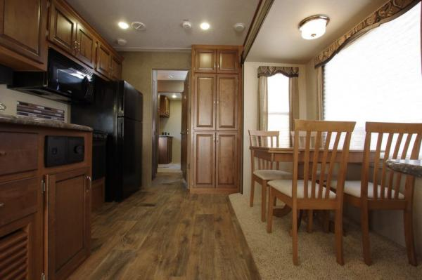 2016 Keystone Residence 405FL Camper Trailer