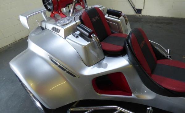 2005 Rewaco RF1-GT Trike w/Caravan