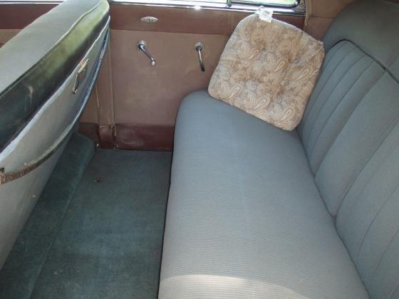 1940 Cadillac 60 Special Sedan