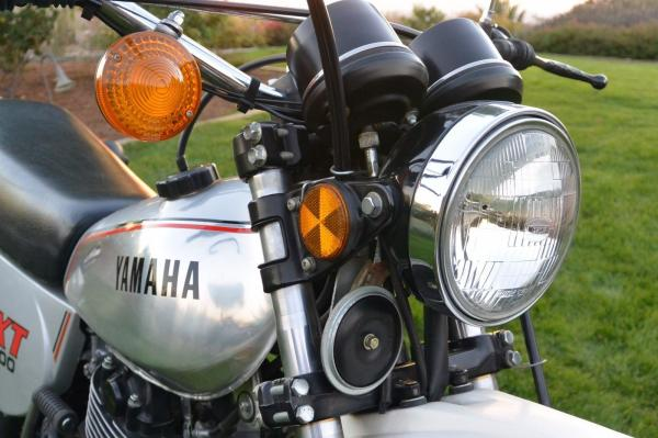 1981 Yamaha XT500 Low Miles