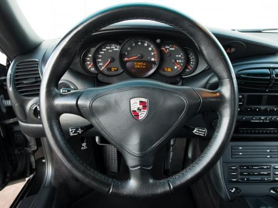 2001 Porsche 911 Turbo Coupe 3.6L