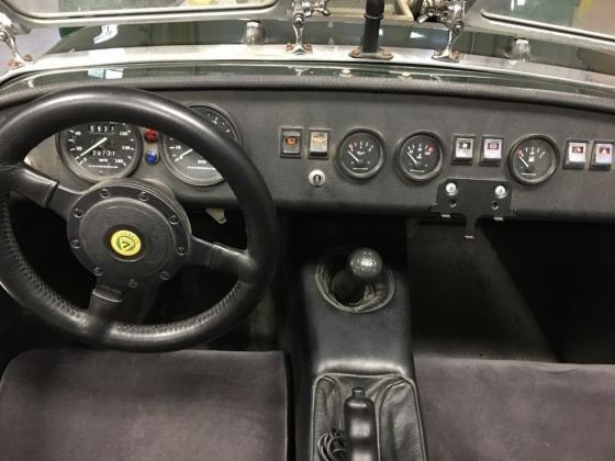 1967 Lotus Caterham Super Seven