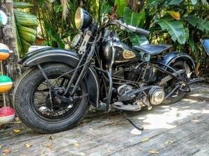 1940 Harley-Davidson EL Knucklehead Original Matching Numbers!