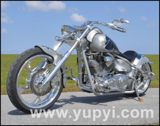 2005 Big Dog Pitbull 1916cc Low miles!