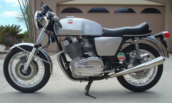 1974 Laverda 3C 1000 Road Ready