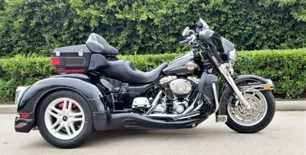 2007 Harley-Davidson California Ultra Classic Daytona Trike