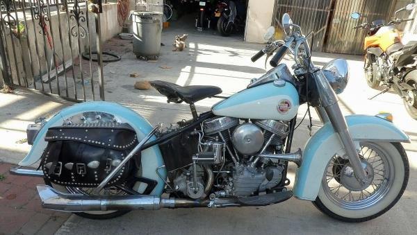 1957 Harley-Davidson FL Panhead Serviced and Ready!