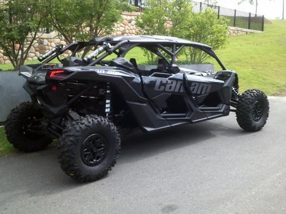 2019 Can-Am Maverick Max X3 XRS Turbo R Sport UTV