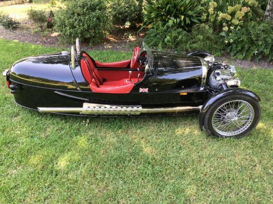 2013 Morgan Other 3 Wheeler 5 Speed Manual Miata