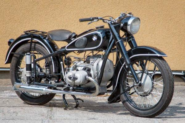1950 BMW R 51/2 Great condition! Clean Title
