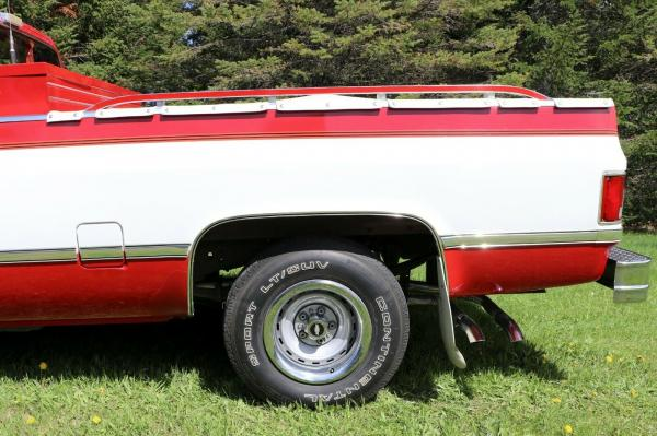 1986 Chevrolet C-10 Silverado 305ci Automatic ABS